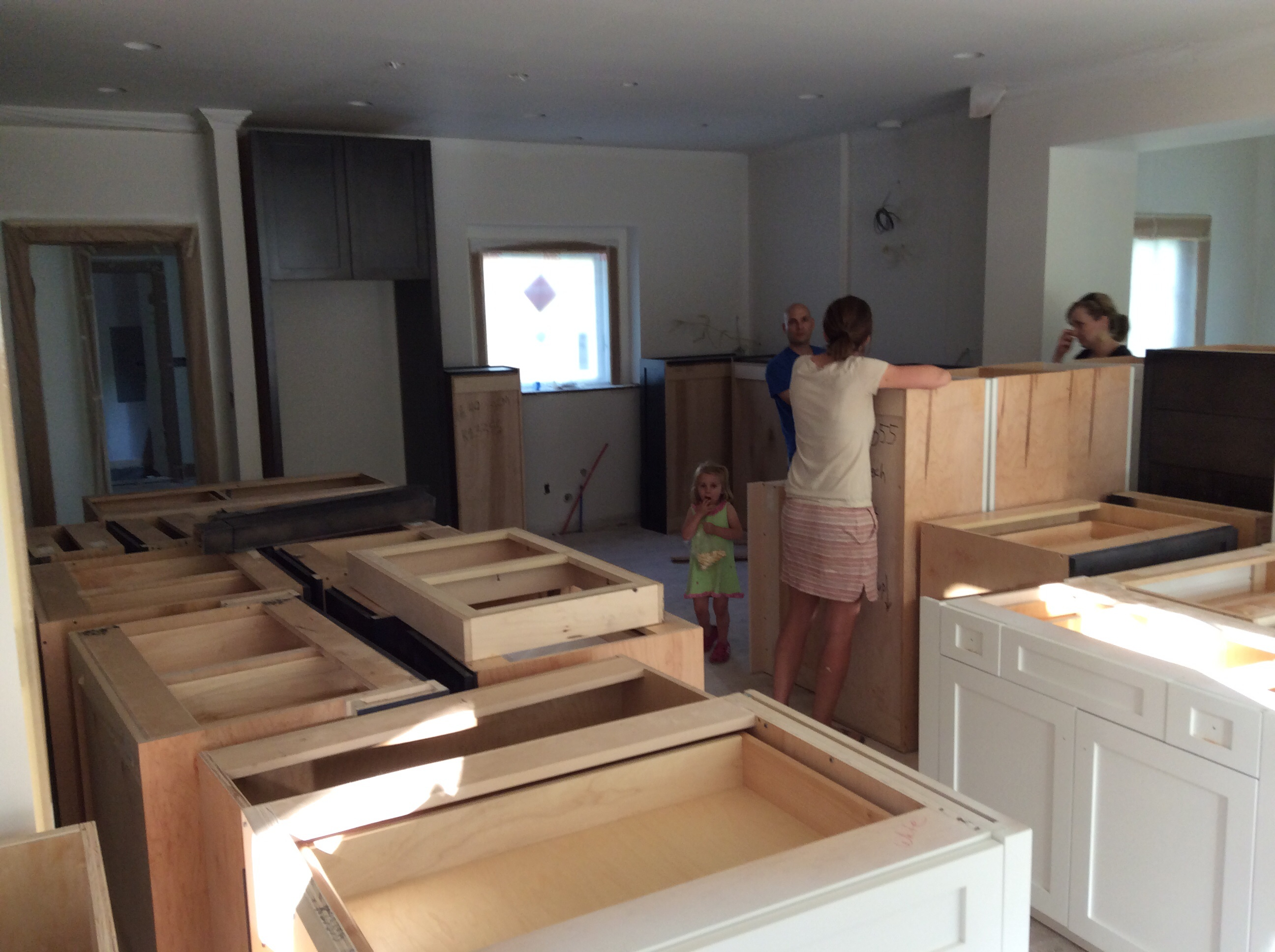 cabinet making oxfordshire